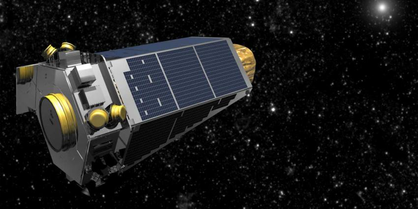 NASA heeft probleem met ruimtetelescoop Kepler