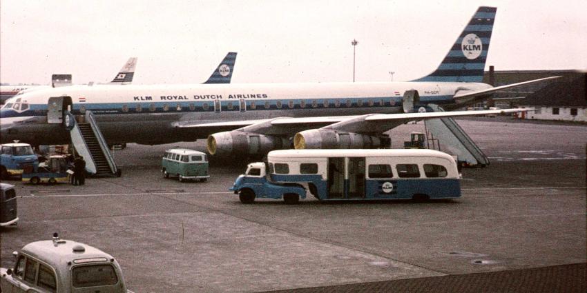 KLM viert 100-jarig bestaan