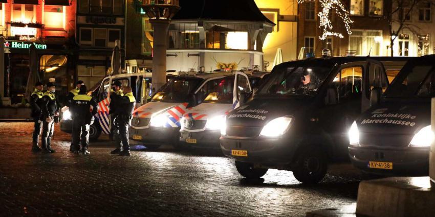 kmar-politie-rellen