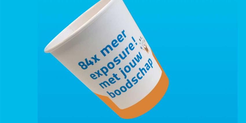 koffiebeker-reclame