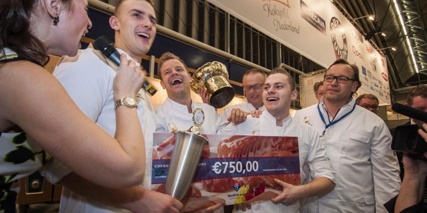 De Leuf wint Gouden Koksmuts 2015