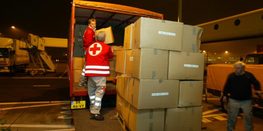 Nederland schenkt medische noodvoorzieningen aan Griekenland
