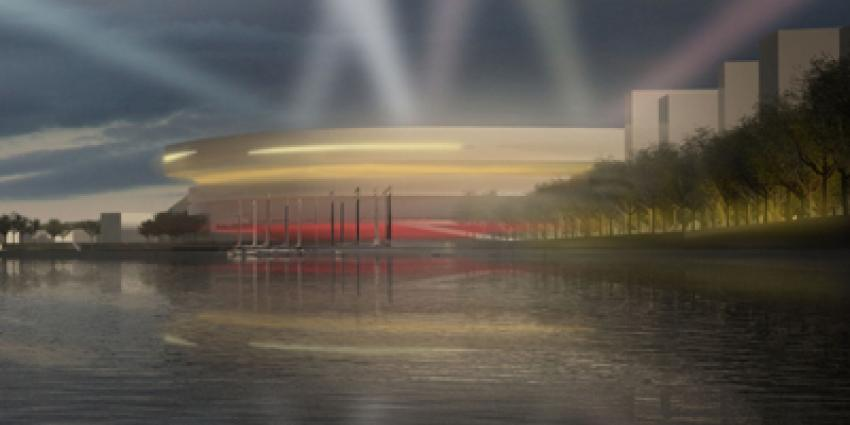 Foto van nieuwe Kuip Feyenoord   Feyenoord