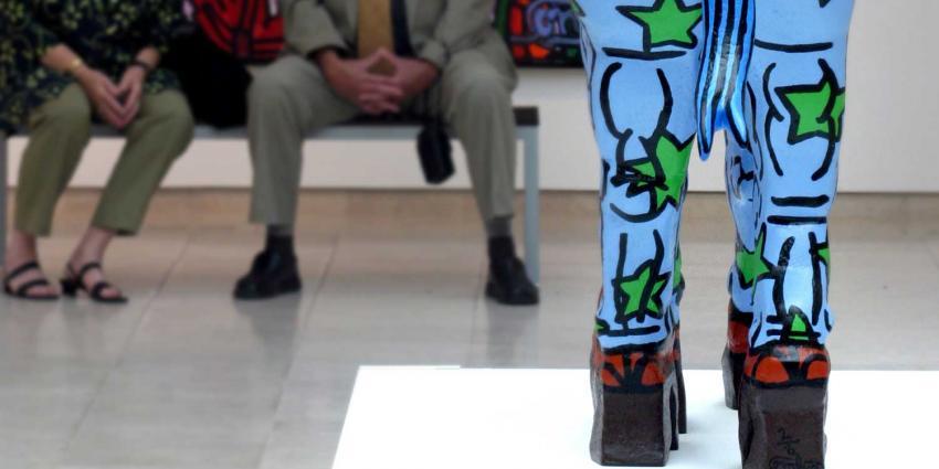 Helft kunstenaars moet 'rondkomen' met minder dan 30.000,- euro