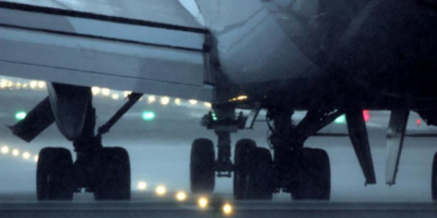 Foto van landingsgestel vliegtuig | Archief EHF