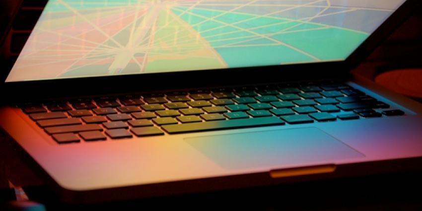 Foto van laptop