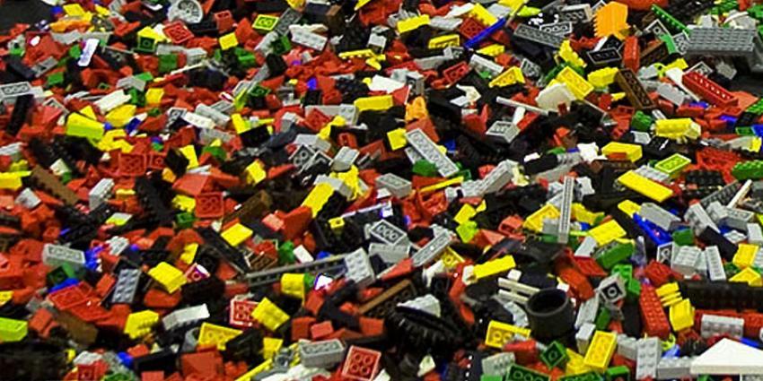 Foto van LEGO stenen speelgoed   Archief EHF