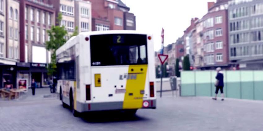 busmaatschappij De Lijn, ongeval