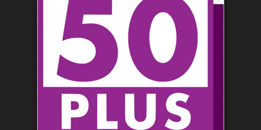 Foto van logo 50PLUS   50PLUS