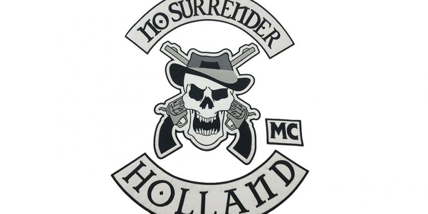 Logo van No Surrender