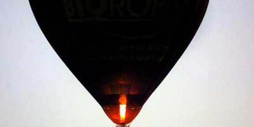 Foto van luchtballon | Archief EHF