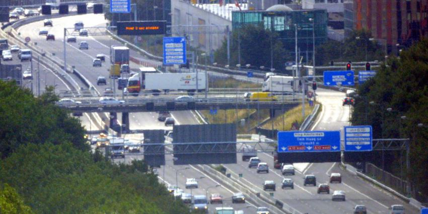 luchtfoto-a10-amsterdam-ring