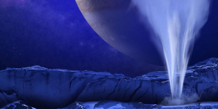 'Waterfonteinen' op Jupitermaan waargenomen