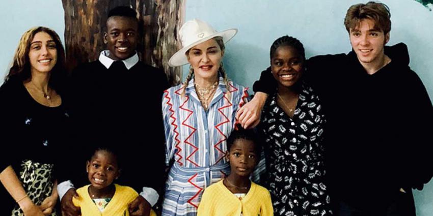 Madonna de queen of pop 60 jaar