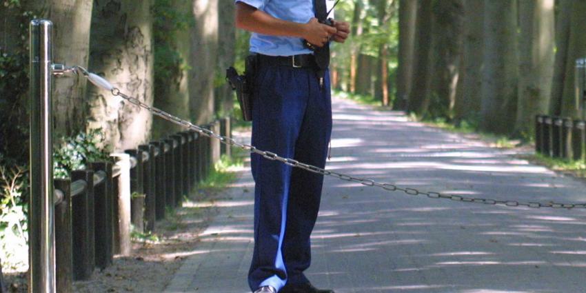 marechaussee-hek-beveiliging