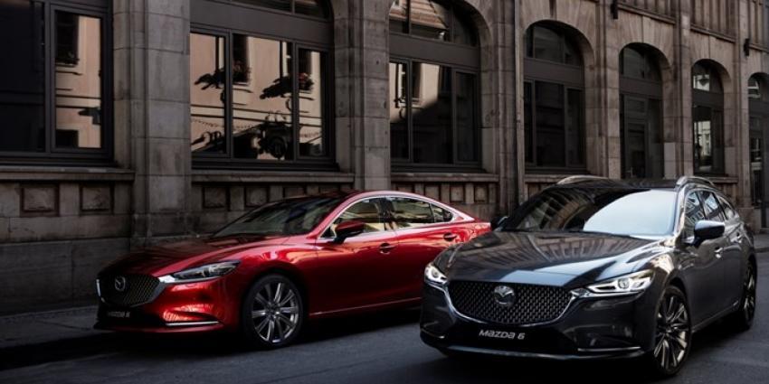 Prijzen nieuwe Mazda6 bekend