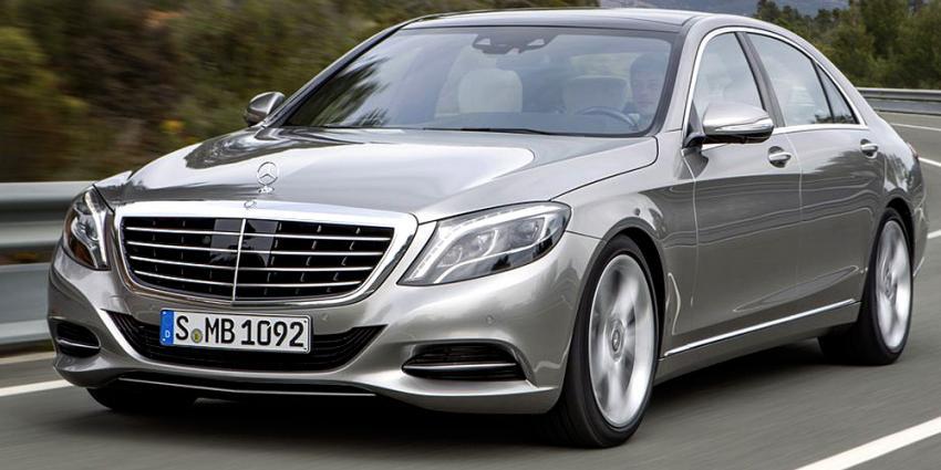 Foto van Mercedes-Benz S-Klasse | Mercedes-Benz
