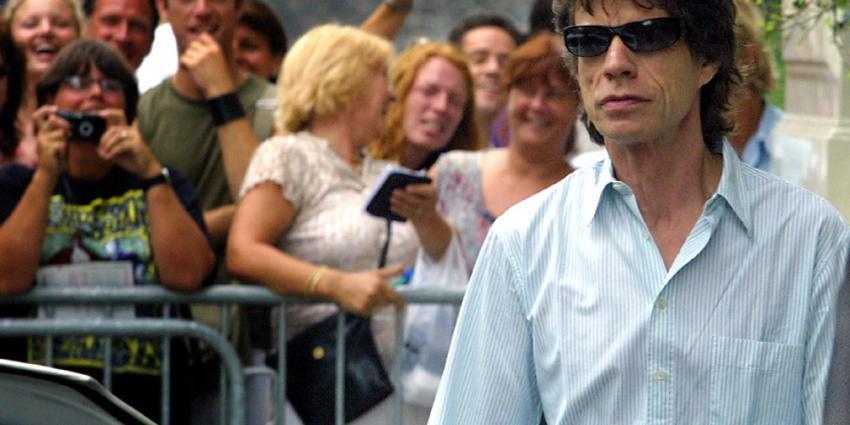 Archieffoto van Mick Jagger Rolling Stones | Archief EHF