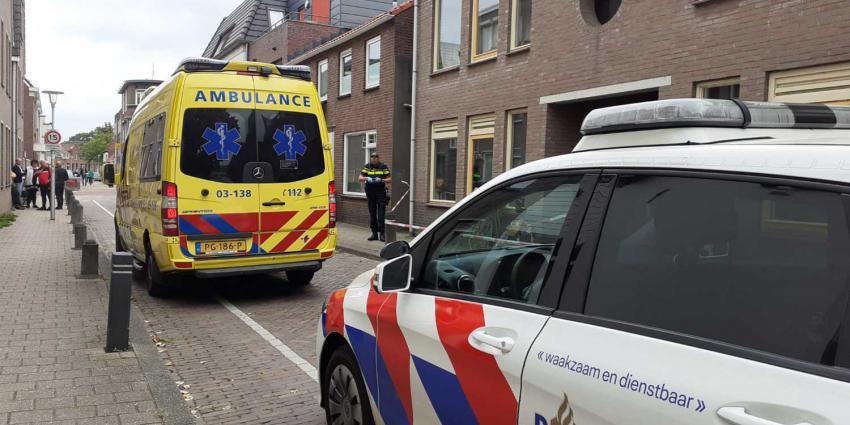 misdrijf-ambulance-politie