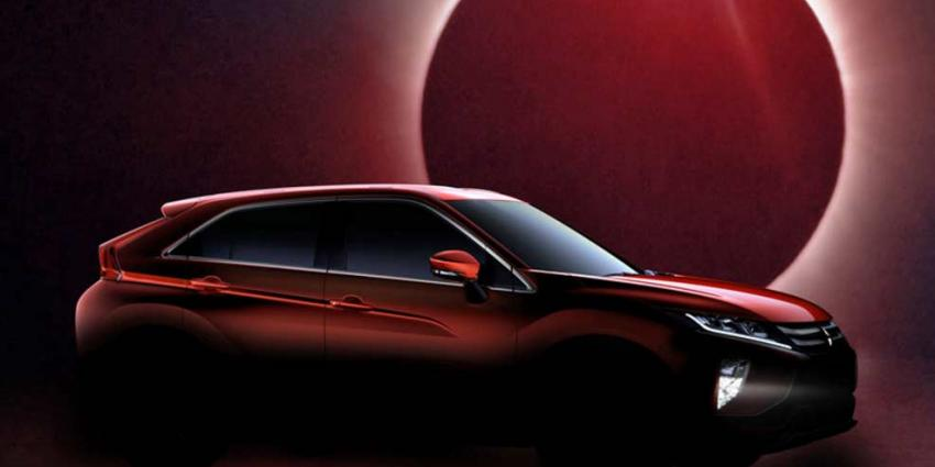 Nieuwe SUV van Mitsubishi krijgt de naam Eclipse Cross