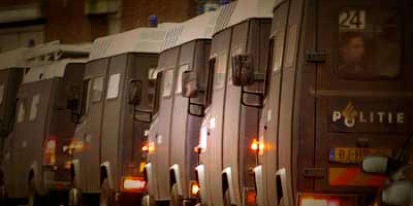 Foto van mobiele eenheid busjes   Archief EHF