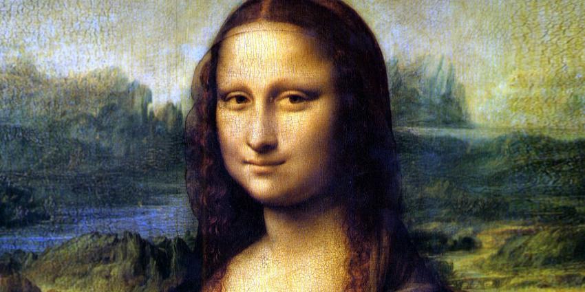 foto van Mona Lisa