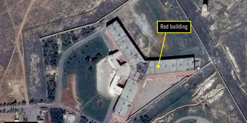 13000 mensen opgehangen in Saydnaya-gevangenis in Syrië