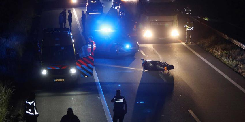 motor-donker-politie