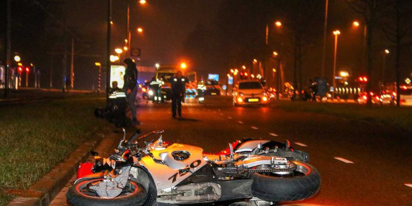 motor-ongeval-donker