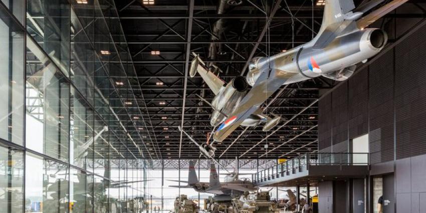 Architectuurprijs voor Nationaal Militair Museum