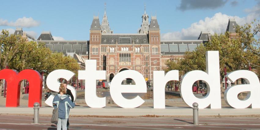 Toch geen betonblokken in Amsterdam