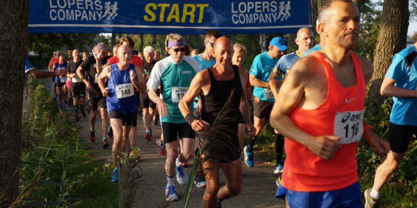 Nannewiidloop Oudehaske trekt veel deelnemers