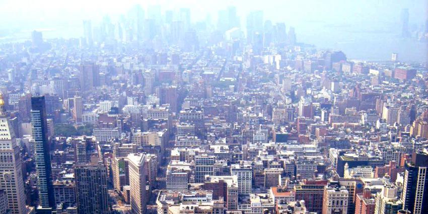 foto van New York   Erik de Leede