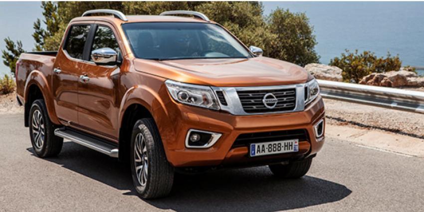 Nissan lanceert de nieuwe NP300 Navara pick-up