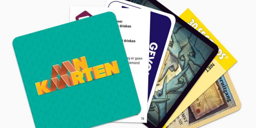 Nix18 campagne uitgebreid met kaartspel voor ouders