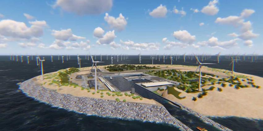 Gasunie versterkt North Sea Wind Power Hub