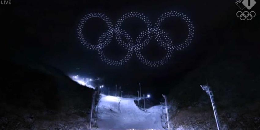 Start Olympische Spelen in Pyeongchang