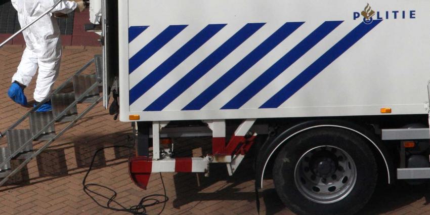OM voert reconstructie uit in zaak dode taxichauffeur