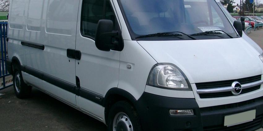 foto van Opel