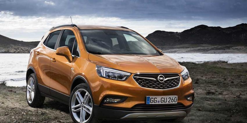 Wereldpremière Opel Mokka X op Autoshow Genèv