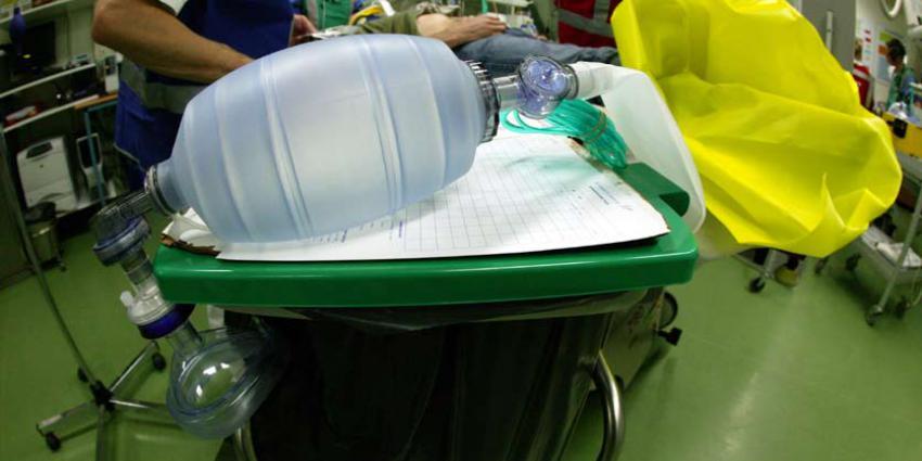 Trieste opmaak: 43 patiënten overleden en 573 nieuwe patiënten