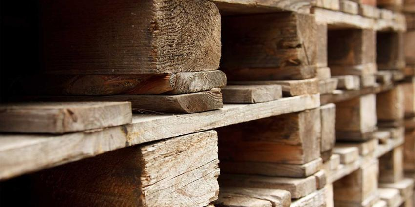 pallet-hout