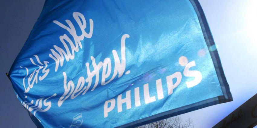 philips-vlag