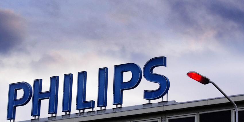 Philips grootschalige bedrijfsfraude partnerbedrijven