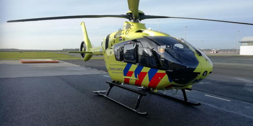 Nieuwe traumahelikopter