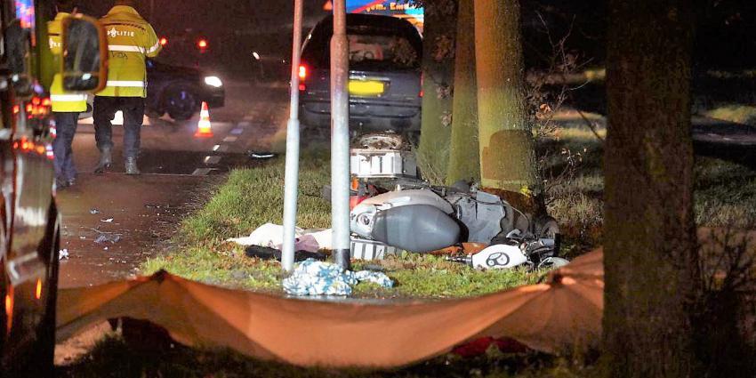 Dodelijk ongeval in Emmen