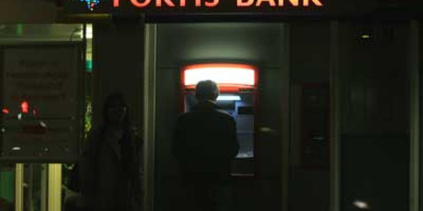 Foto van geldautomaat Fortis | Archief EHF