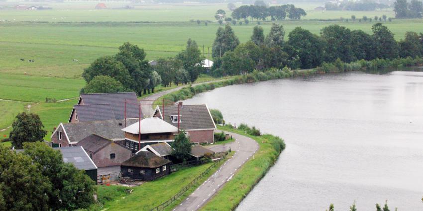 foto van platteland boerderij | fbf