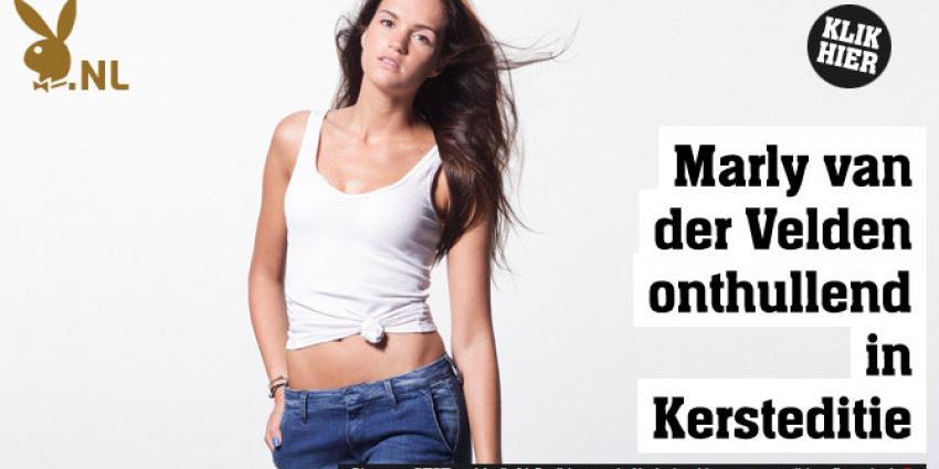 foto van playboy Marly van der Velden | Playboy