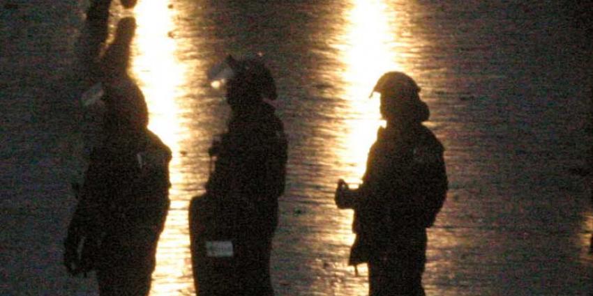 Zwaarbewapende agenten bewaken Christelijk Lijsttrekkersdebat na bedreiging in Ede